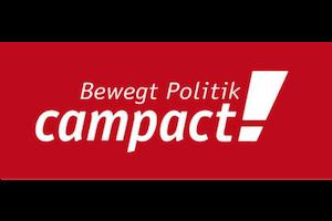 Bürgenbeteiligung per Klick geht bei Campact
