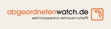 Abgeordnetenwatch.de macht Politiker Aktivitäten transparenter