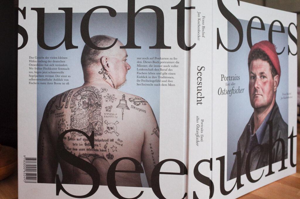 Seesucht von Franz Bischof, Portraits der letzten Ostseefischer