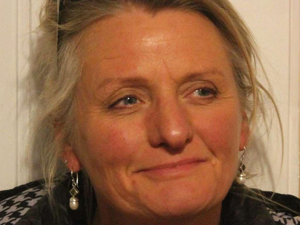 Bettina A. Müller die personifizierte unabhängige Frau mit dem großen Herz für Mensch und Tier