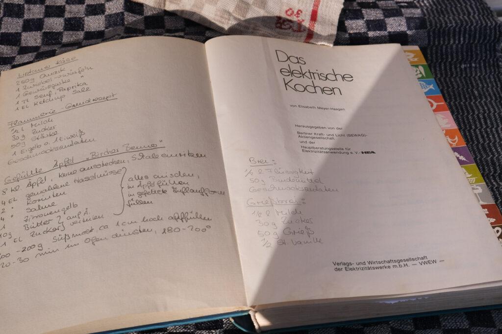 das Standardwerk der Kochbücher mit allen Grundrezepten