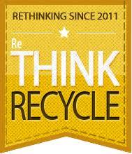 Rethink recycle. Nachschlageblog der Nachhaltigkeit