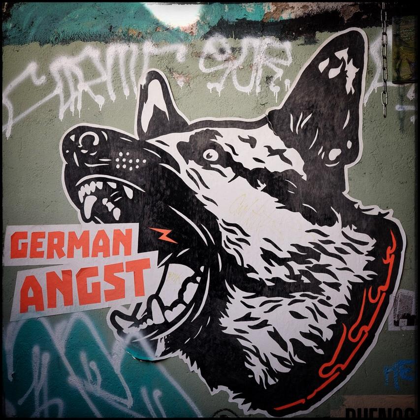 Leipzig, Stencil Piece