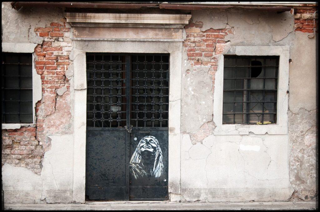 Gaffiti Venice