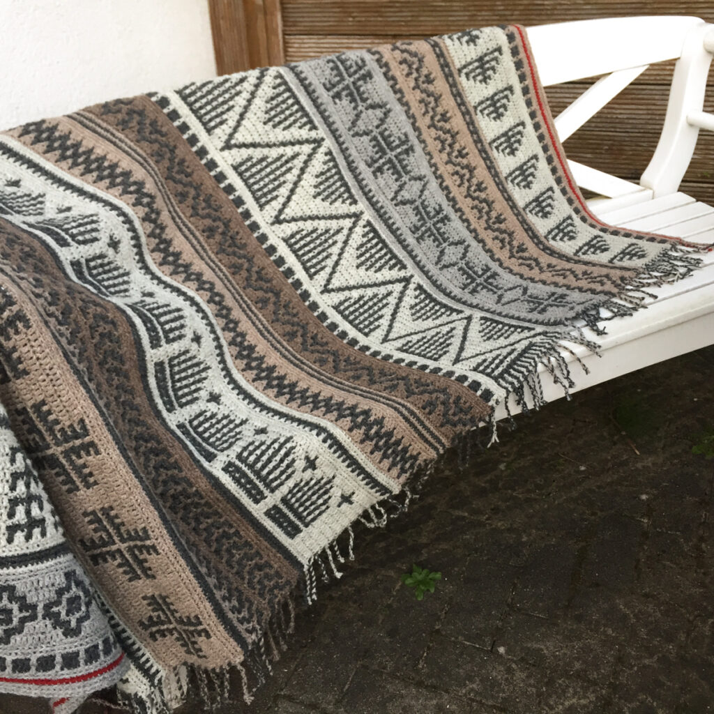 Natures Luxury  - homey nature - Berber Afghan